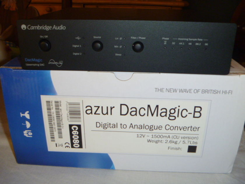 Cambridge Audio  DacMagic Cambridge Audio DacMagic Dac Magic