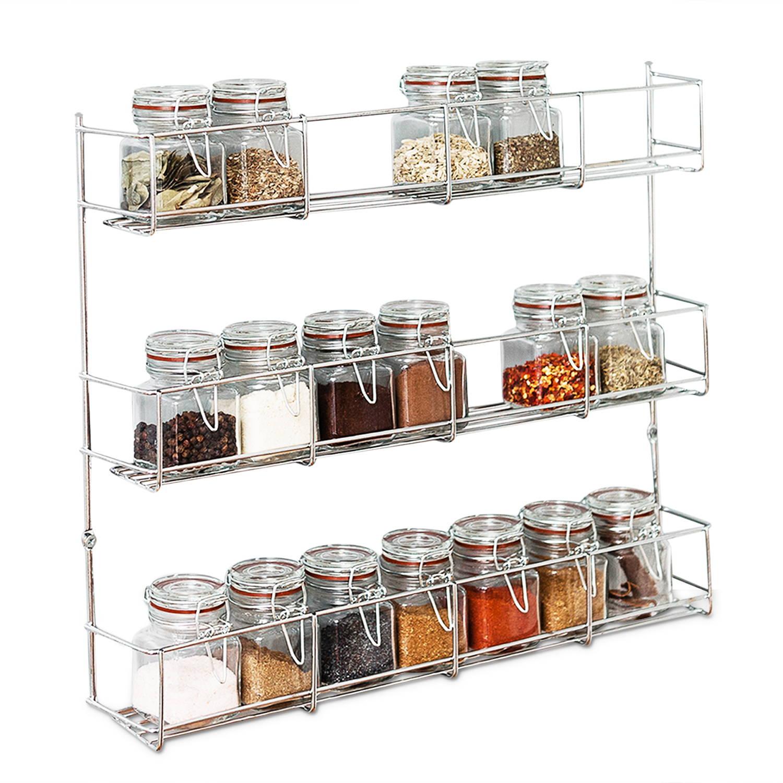 Image of: Livivo Kitchen Multi Tier Spice Rack