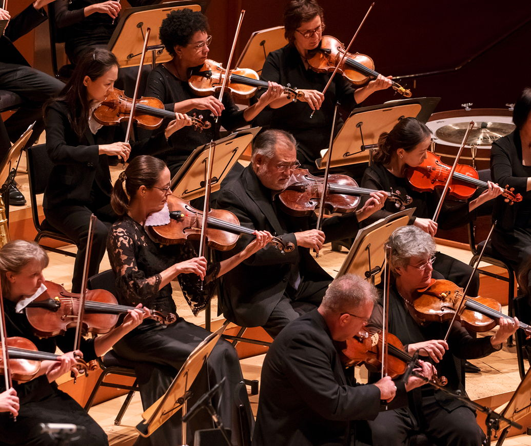 Members Of The Los Angeles Philharmonic La Phil