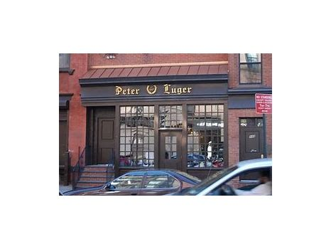$150 in Gift Certificates to Peter Luger Steak House