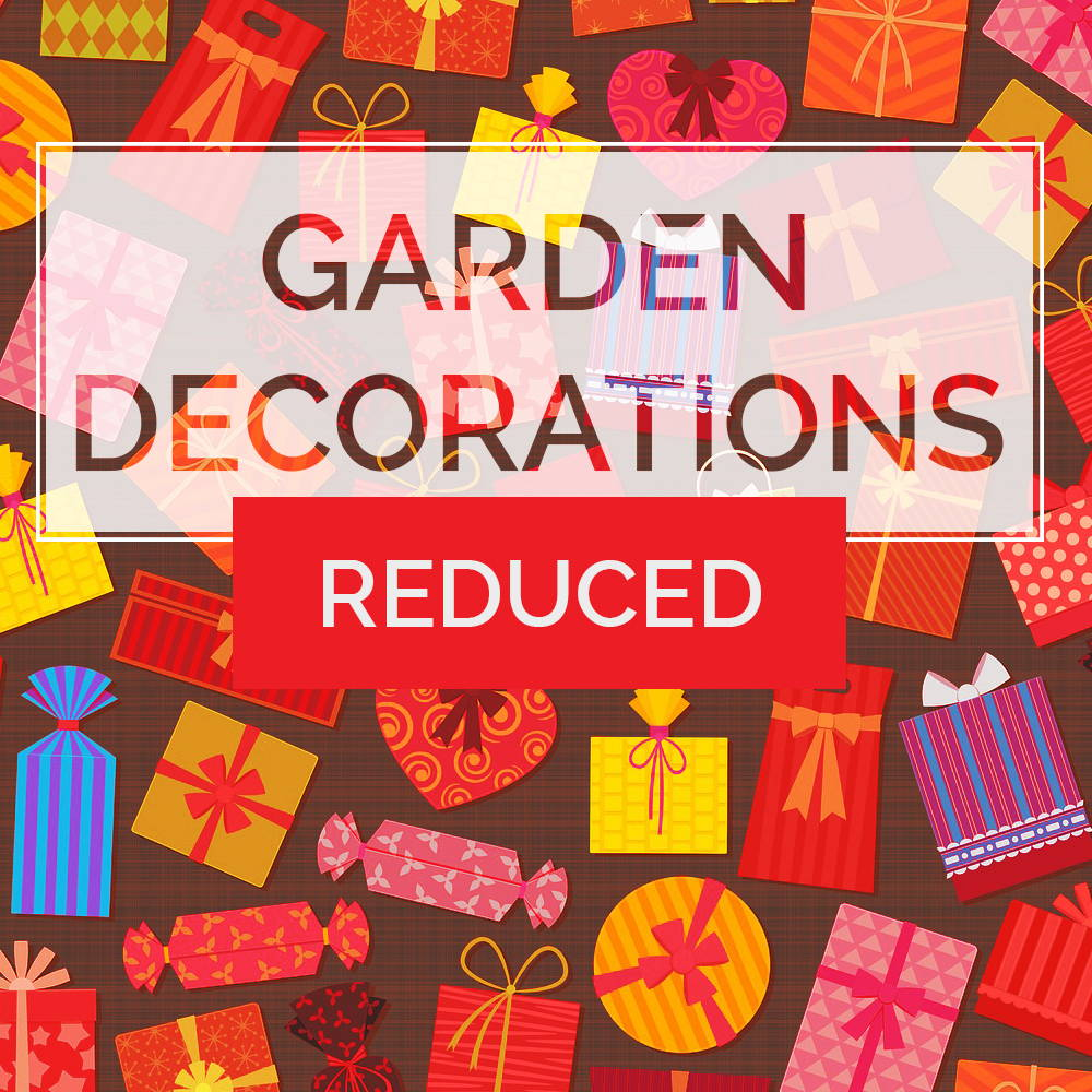 Garden Decorations Reduced
