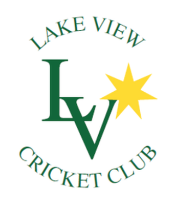 Lake View Cricket Club Logo
