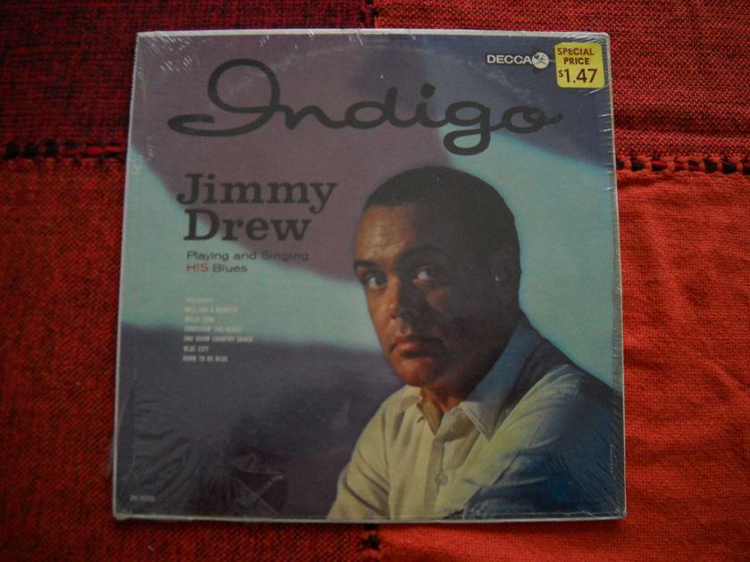 Jimmy Drew  - Indigo SEALED