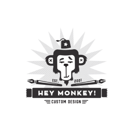 Hey Monkey Design