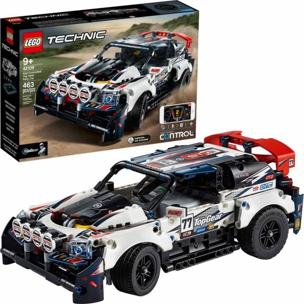 lego rally car