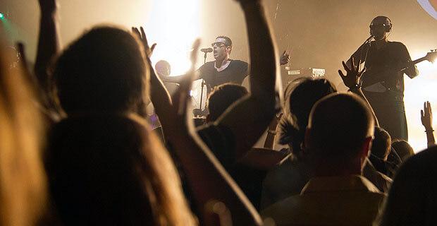 Было легендарно! Фестиваль «НАШЕСТВИЕ. 20 ШАГОВ В ИСТОРИЮ» вернул 1999 год - Новости радио OnAir.ru
