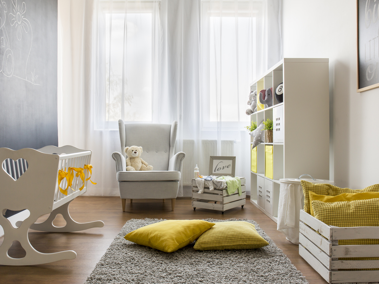 wood_material_kid's_room_furniture