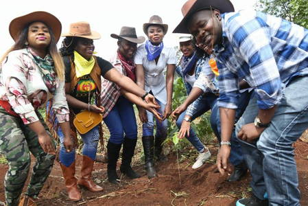 Plant a Tree in Nairobi