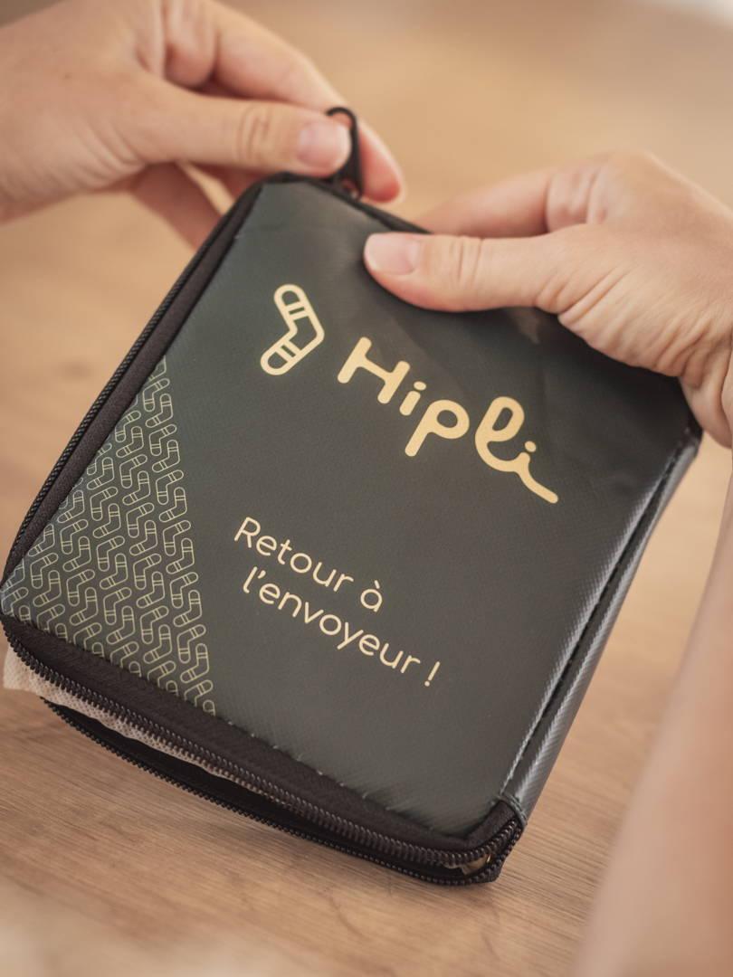 Nêge Paris - Option de colis réutilisable Hipli