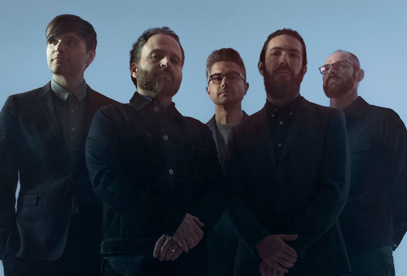 Death Cab for Cutie  with special guest Car Seat Headrest artwork