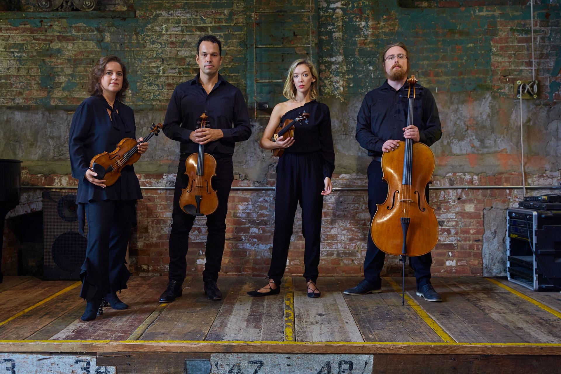 Mivos String Quartet
