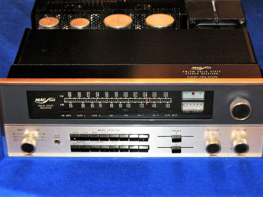McIntosh 1900 receiver