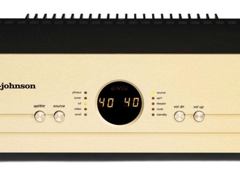 Conrad Johnson CA150 Integrated Conrol Amplifier
