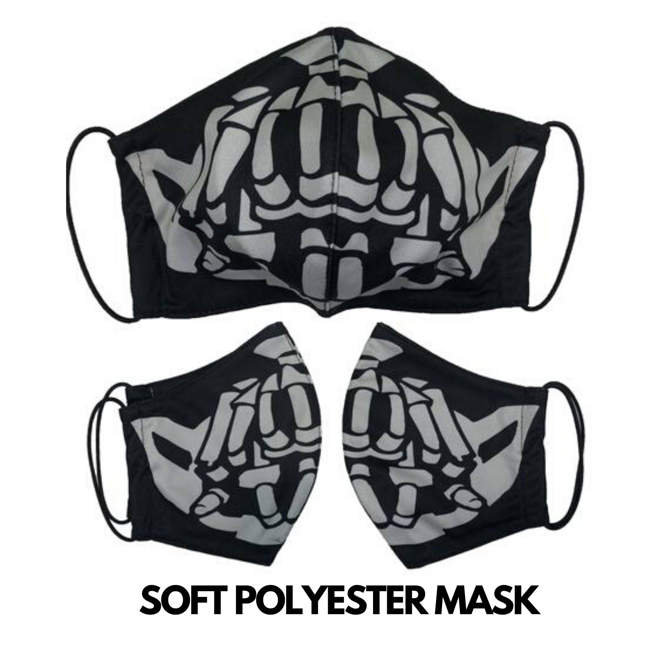 soft polyester mask