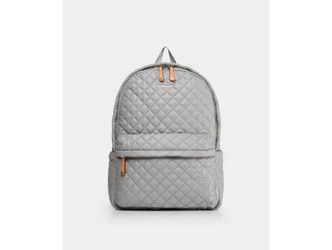 MZ Wallace Dove Grey Metro Backpack