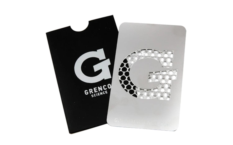Best Weed Grinders 101 - G-Card Weed Shredder - Dankstop.com
