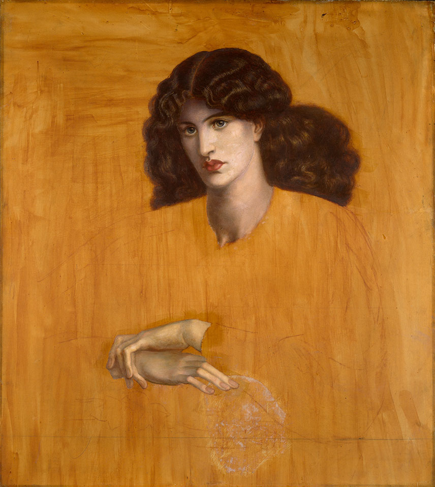 La Donna della Finestra (Rossetti)