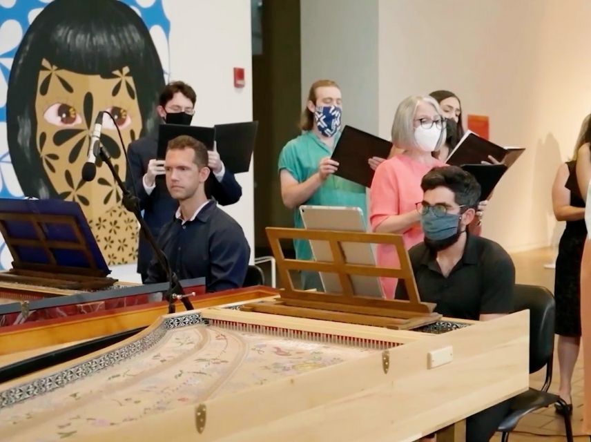 The Four Harpsichord Concert with Nathan Felix