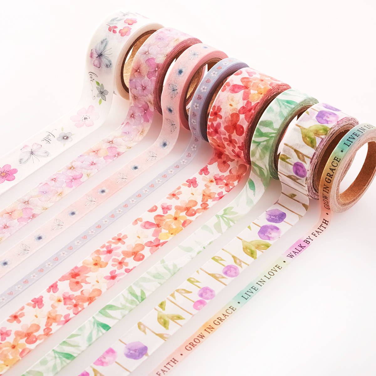 washi tape bible journaling promise bible
