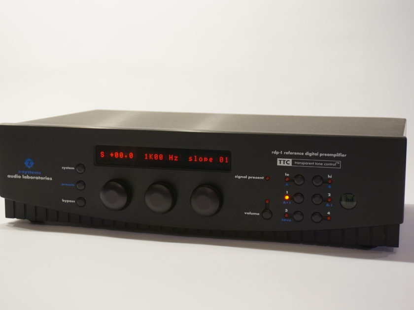 Z-systems RDP-1 Digital Preamp