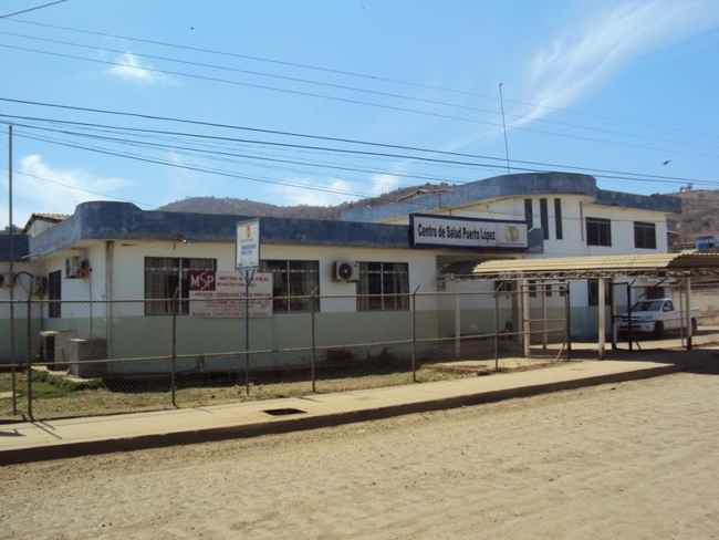 Centro de salud 'Puerto Lopez'-Puerto Lopez