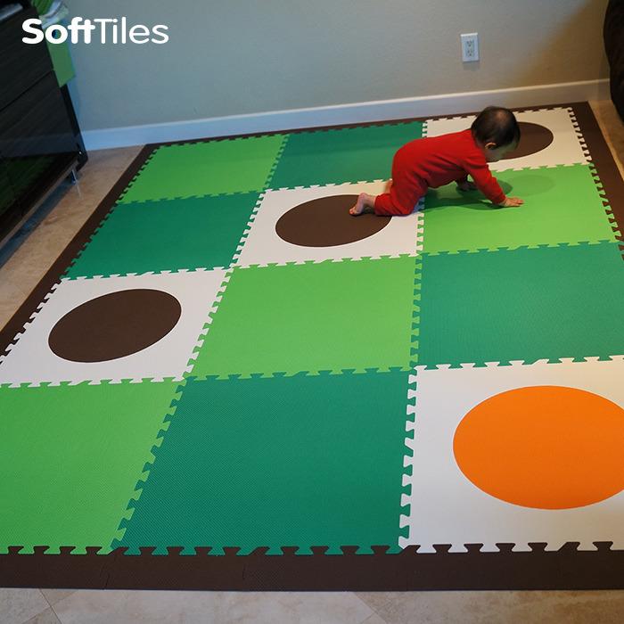 Foam Tiles For Babies Soft Tiles Play Mat Softtiles