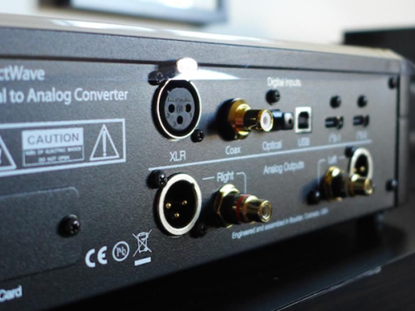 PS Audio Directstream DSD USB DAC. Torreys Final! + bonus. WOW