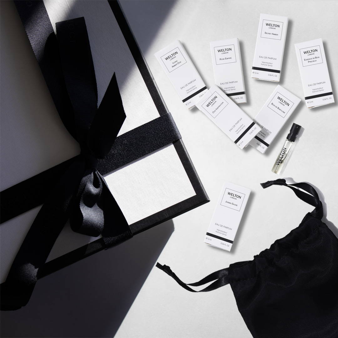 Spring Inspiration Perfume Discovery Set Try it first the best way to choose the right perfume