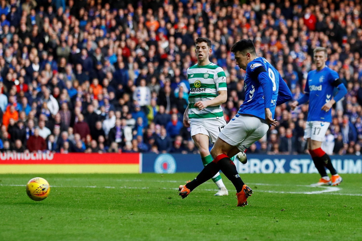 Soccer Free Picks: Rangers vs Celtic