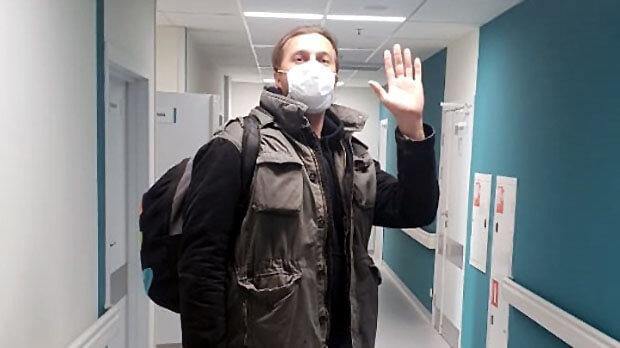 Радиоведущего Виктора Набутова выписали из больницы в Коммунарке - Новости радио OnAir.ru
