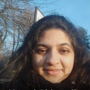 Komal Ahluwalia, freelance full stack developer