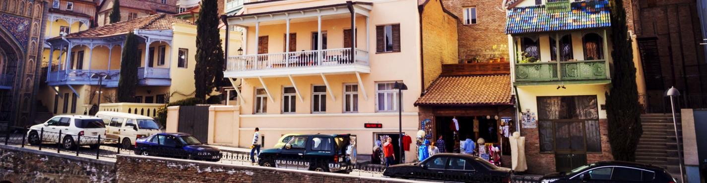 Автомобильно - пешеходная экскурсия по Тбилиси