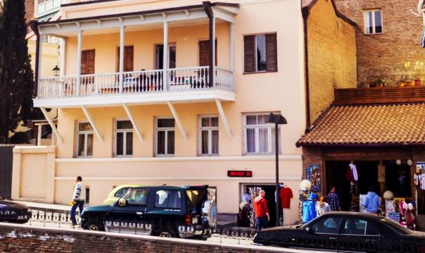 Автомобильно-пешеходная экскурсия по Тбилиси