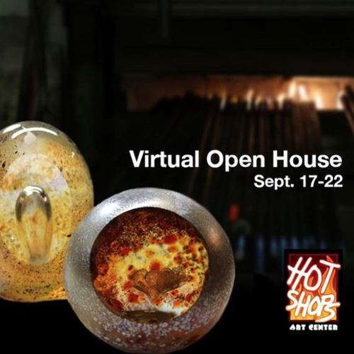 Picture of  Our favorite part of open house is seeing your faces light up when that 2000-degree piece of glass comes out of the furnace.
