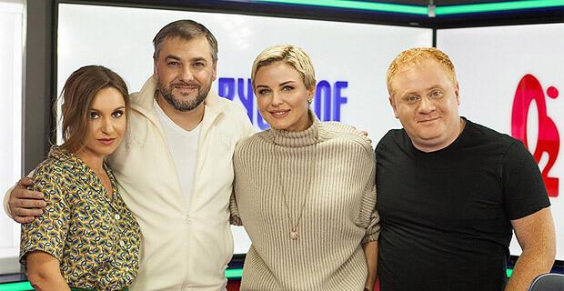 Наталия Власова стала гостьей утреннего шоу «Русские Перцы» - Новости радио OnAir.ru