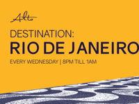 DESTINATION NIGHT: RIO DE JANEIRO image