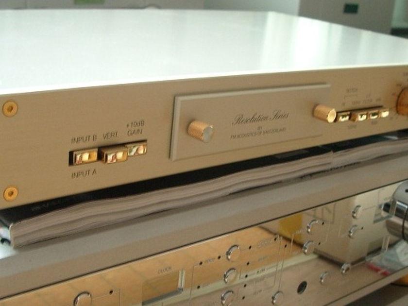 FM Acoustics FM 222 mk2 phono-amp