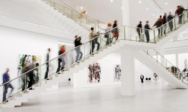 Берлинская галерея – музей современного искусства