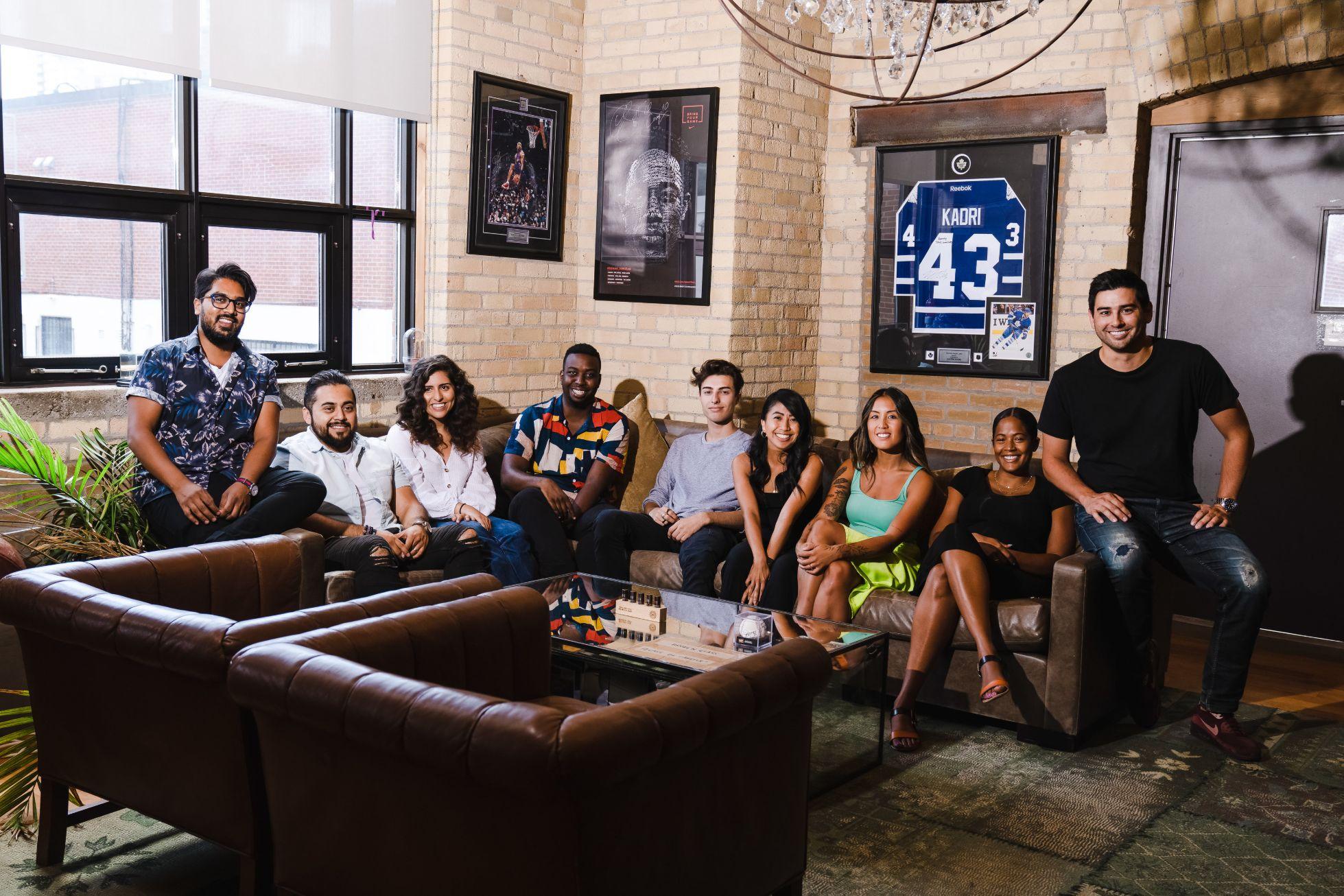 Diverse Team Bio Picture