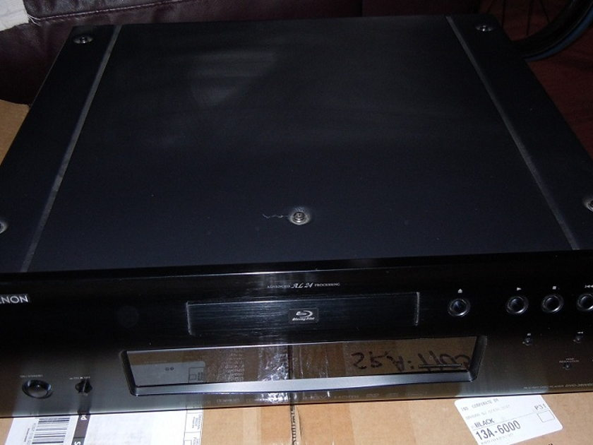 Denon DVD-3800BDCI BluRay Player
