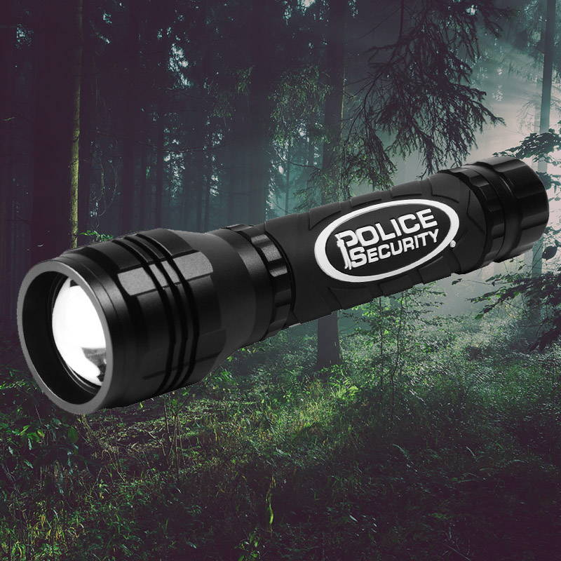 Flashlight, LED Flashlight, 1800 Lumens, Best Flashlight, military flashlight, police flashlights, Police Security, Police Security Flashlight