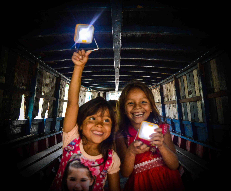 comunidad energética, light humanity, energía solar