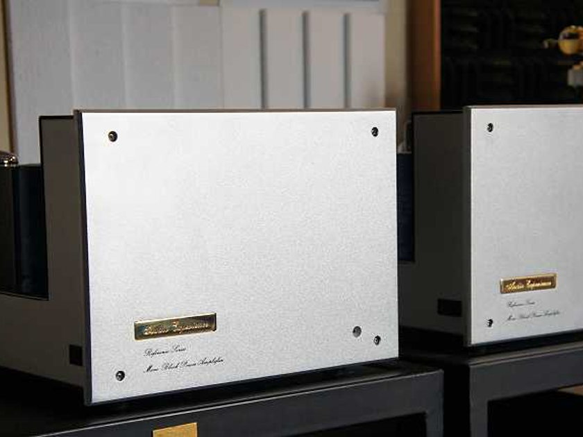 Ys Audio Experience Reference one   mono block power amplifier