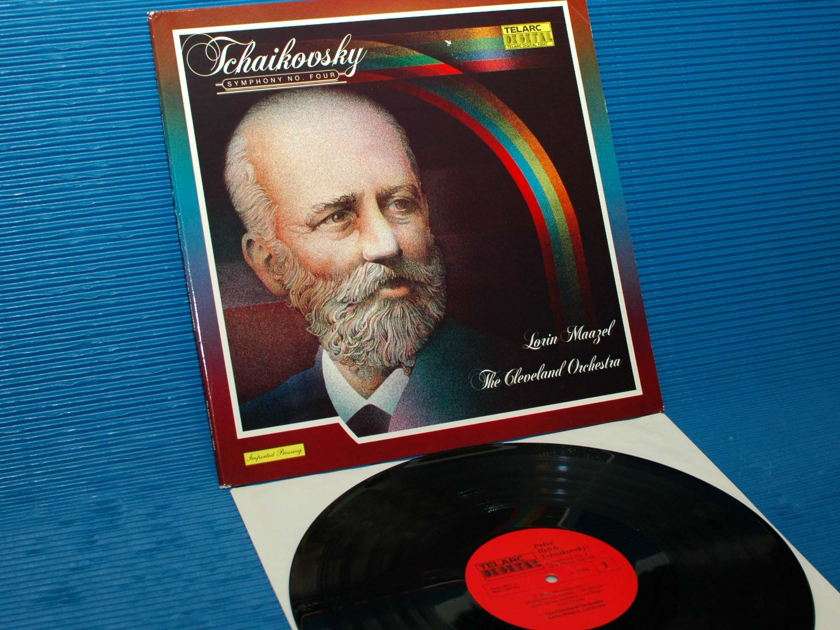 "TCHAIKOVSKY/Maazel -  - ""Symphony No 4"" -  Telarc 1979 TAS List"