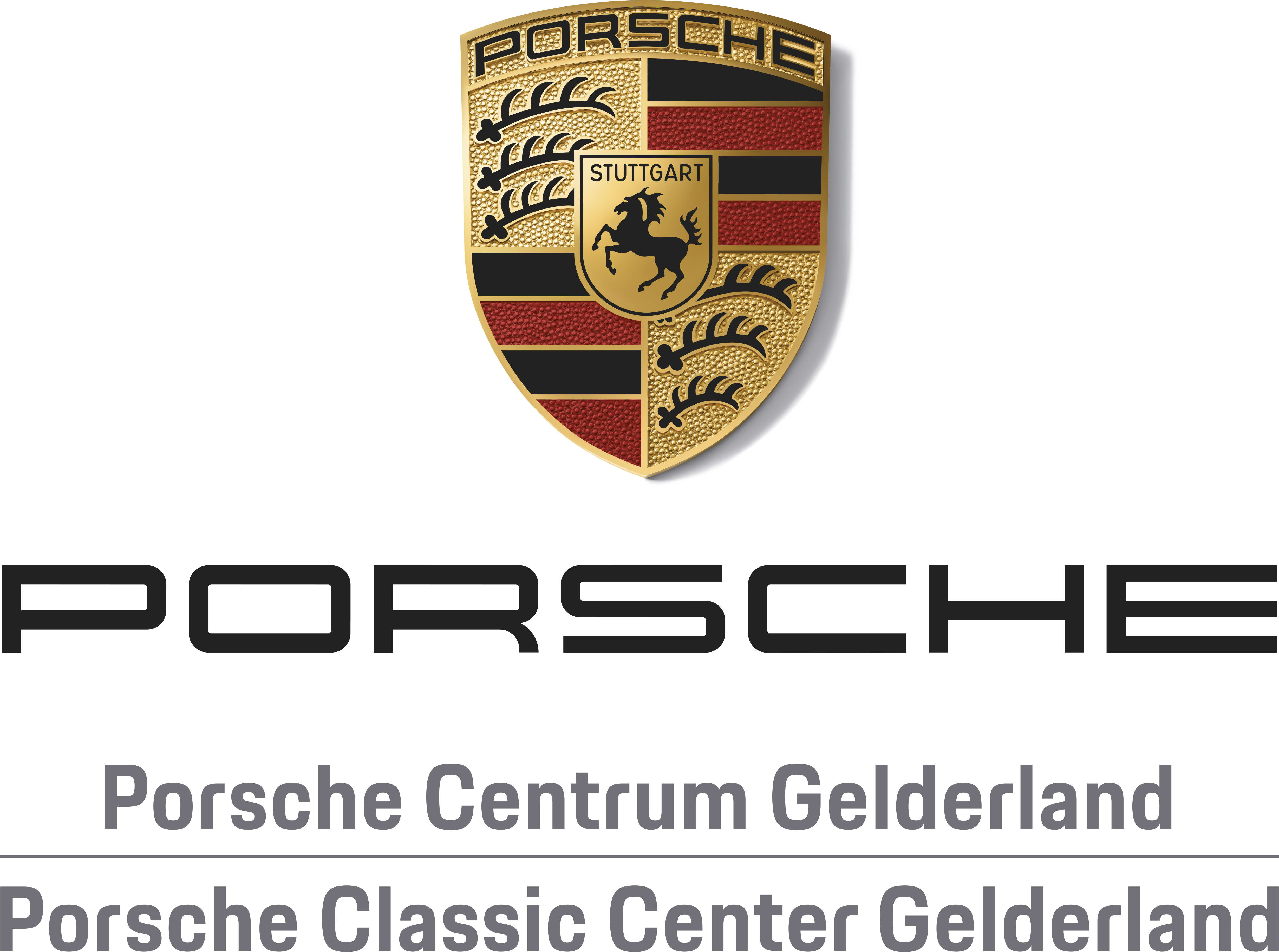 Porsche Centrum Gelderland logo