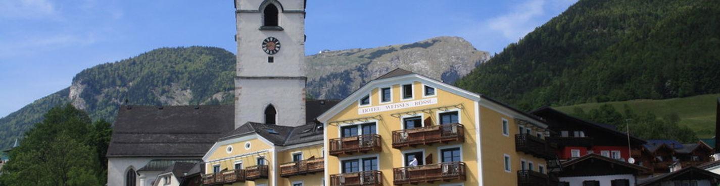 """Tour 2: """"Зальцкаммергут"""" — край озер и гор"""