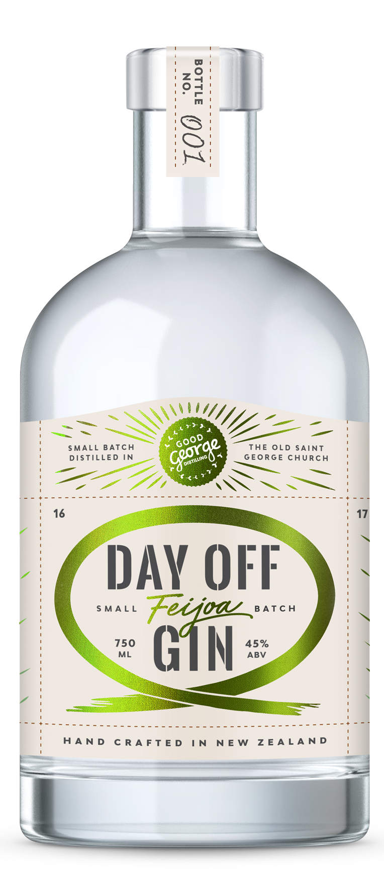 Good George Day Off Feijoa Gin