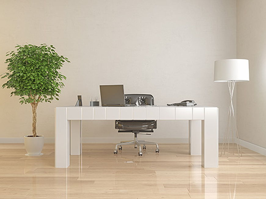 Málaga - Tidy space, tidy mind: how to create a minimalist office for a clutter-free brain.