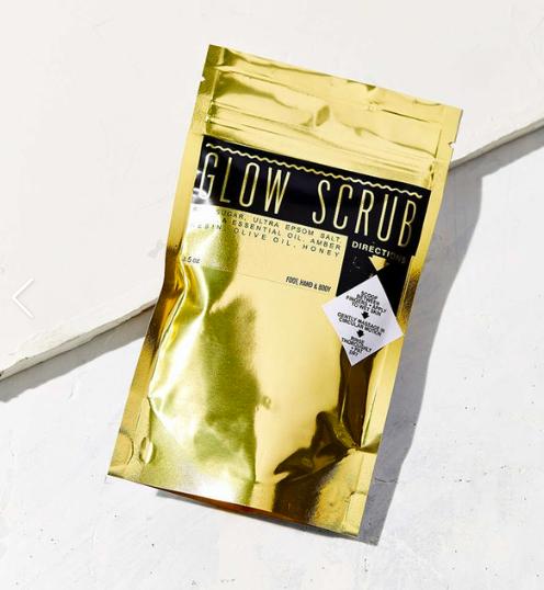 Nylon features HOI Glow Bath Scrub