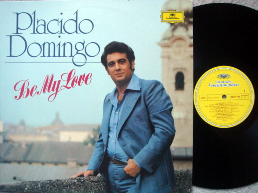 DG / PLACIDO DOMINGO-LOGES, - Be My Love, NM!